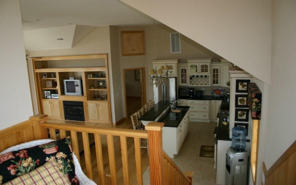 Custom home interior design ideas