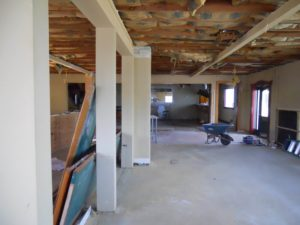 Building Remodel for Jack Brown's Outer Banks