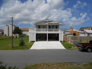 Renovation of Outer Banks Home