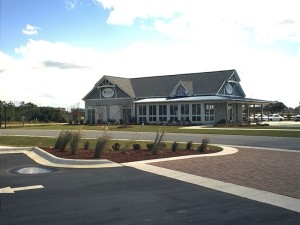 Real Estate and Insurance Building in Corolla NC built by Carolina Beach Builders